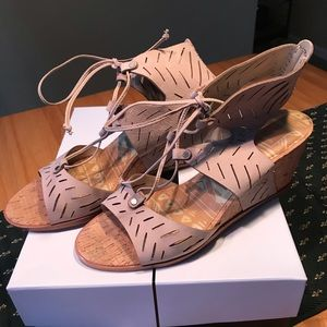 Dolce Vita Langly Lace Up Sandals
